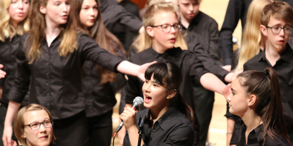 Choir Fest 2018 – Hampshire schools come and join us!