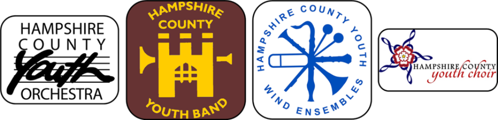 Hampshire county youth ensembles