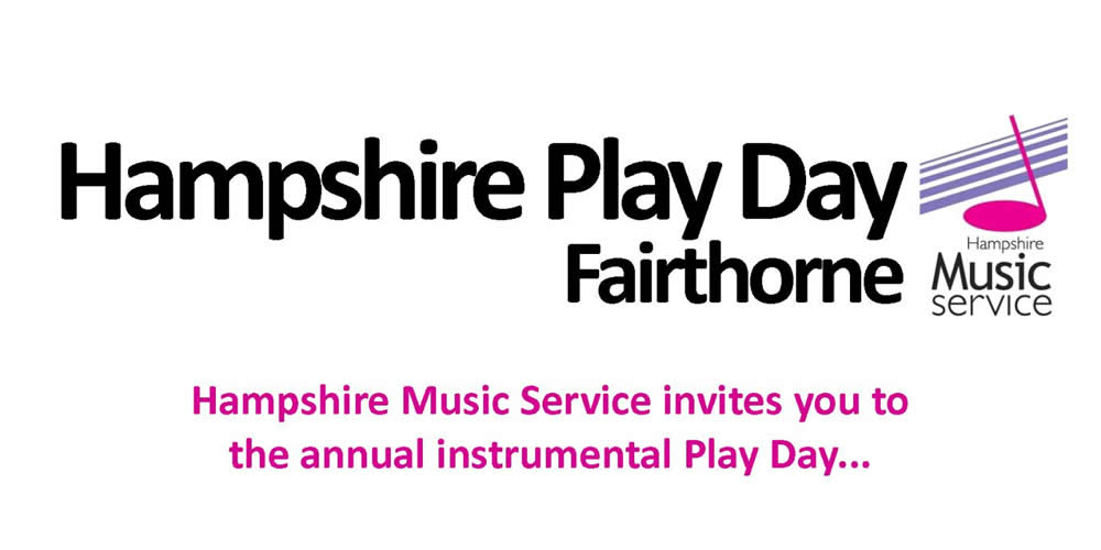 Hampshire play day