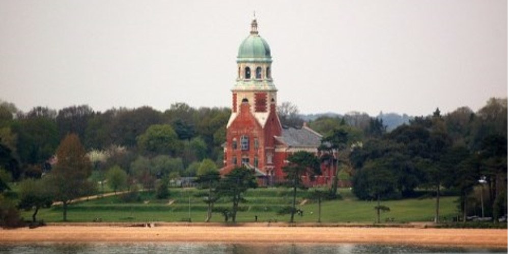 View of Royal Victoria Country Park