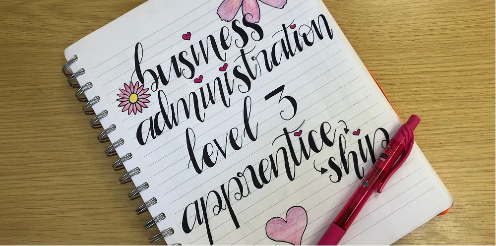 Confidence and my Apprenticeship