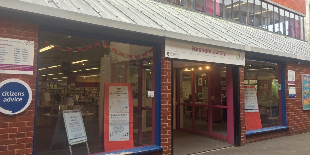 faux library fareham library to be modernised as part of major 14872