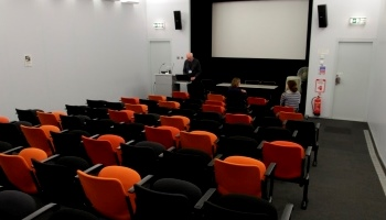 Cinema at Hampshire Archives and Local Studies