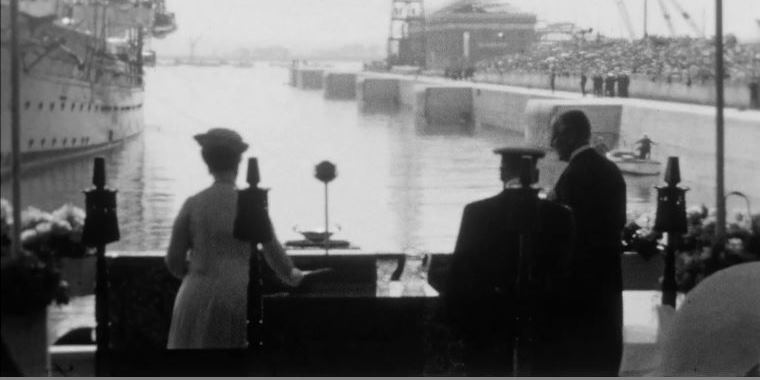 Red Funnel archive films