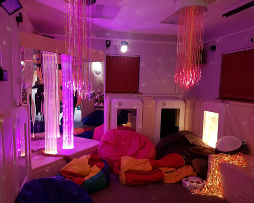 Park View Day multi-sensory room