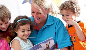 Childcare vacancies