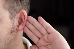 Hearing or sight loss