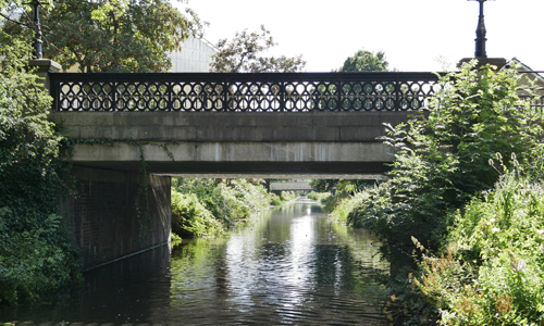 Chobham Road Bridge