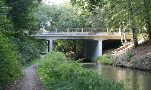 Deepcut High Bridge