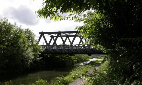Eelmoor Bridge