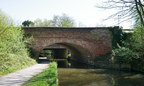 Farnborough Road Wharf Bridge