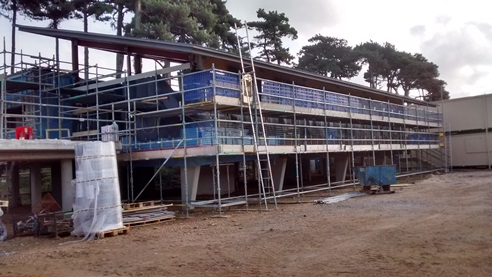 Looking ship shape and watertight