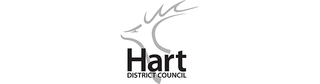 Logo Hart District Council