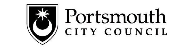 Logo Portsmouth city council