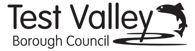 Logo Test Valley borough council