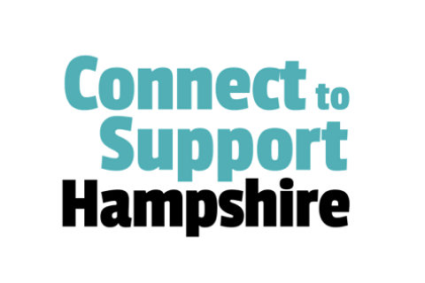 Connect to Support Hampshire logo