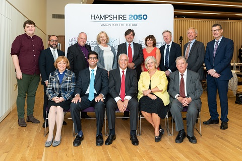 Vision for Hampshire 2050