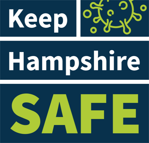 Keep Hampshire Safe logo