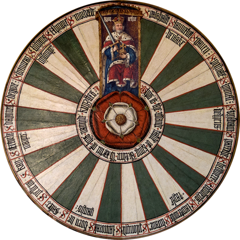 The Great Hall Hampshire County Council, Winchester Cathedral Round Table